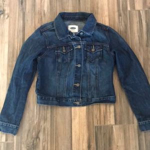 Fall Appropriate Old Navy Denim Jacket M
